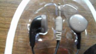 Unboxing díl 1.-nová sluchátka