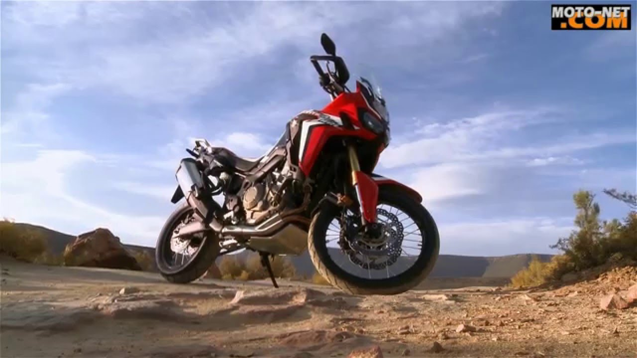 essai honda crf1000l africa twin 2016 jour 1 route youtube. Black Bedroom Furniture Sets. Home Design Ideas