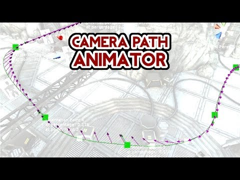 Camera Path Animator - Animate Cutscenes in Unity with Ease