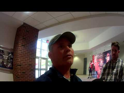 20130924   Coach Beckman Post Tuesday