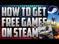 How To GET FREE STEAM GAMES - PUBG, CSGO, COD WW2 AND MORE 2018