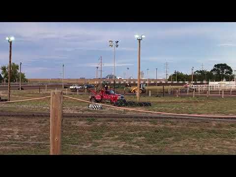 9/30/2017 Phillips County Raceway heat race (outside)