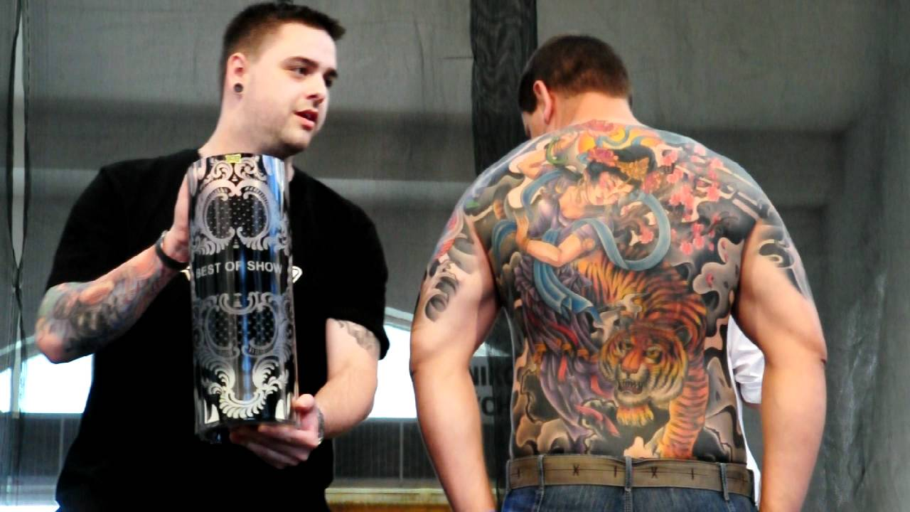 13th international tattoo convention prague youtube for Upcoming tattoo conventions