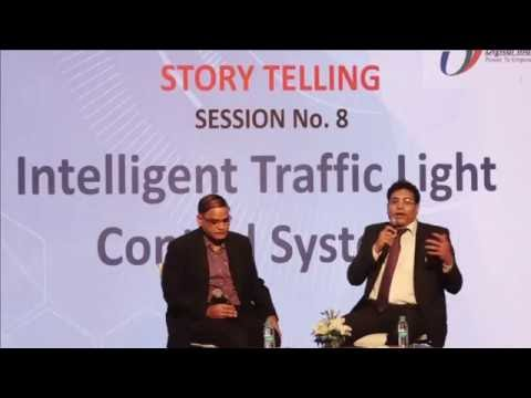 Story Telling: Intelligent Traffic Light Control System