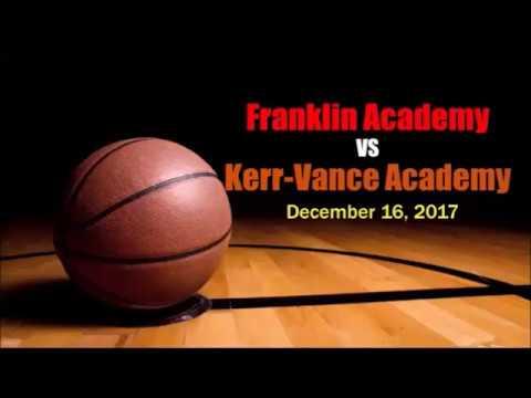 Kerr Vance Academy vs FA December 16, 2017