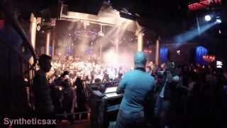 Syntheticsax & Dj Roko - Live record from Lordis Club ( Lodz city Poland)