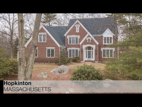 Video of 2 Singletary Way | Hopkinton, Massachusetts real estate & homes by Sandy Lucchesi