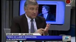 Oscar Aguad en La Mirada   Canal 26
