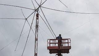 Налаштування антени RA3QVQ
