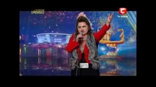 Украина мае талант Жена Киркорова 31.03.2012