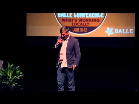 2015 BALLE Conference | Matt Stinchcomb: Entrepreneurship & Financing For the Future We Want