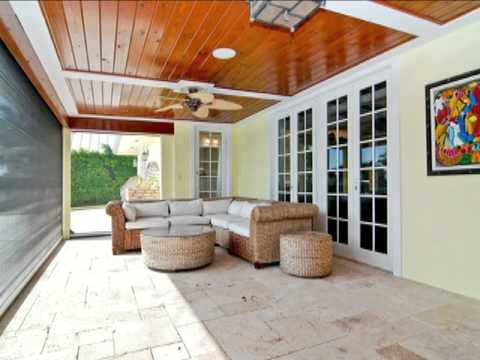 Bright and Beautiful Waterfront Home in Ocean Ridge, FL