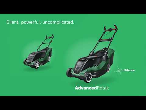 Bosch AdvancedRotak: Reduced noise level thanks to ProSilence Technology
