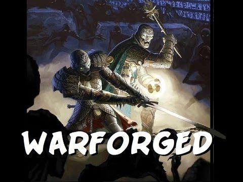 Monster Ecology: Warforged