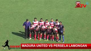 ALL GOAL (2-0) Madura United vs Persela
