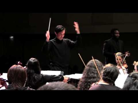 Ives - The Fourth of July - GSW 2012 Orchestra