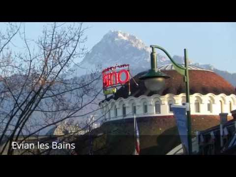Places to see in ( Evian les Bains - France )