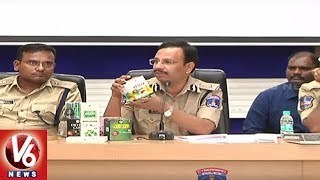 Multi-Level Marketing(Pro Healthy Ways) Racket Busted In Hyderabad, 9 Arrested | V6 News