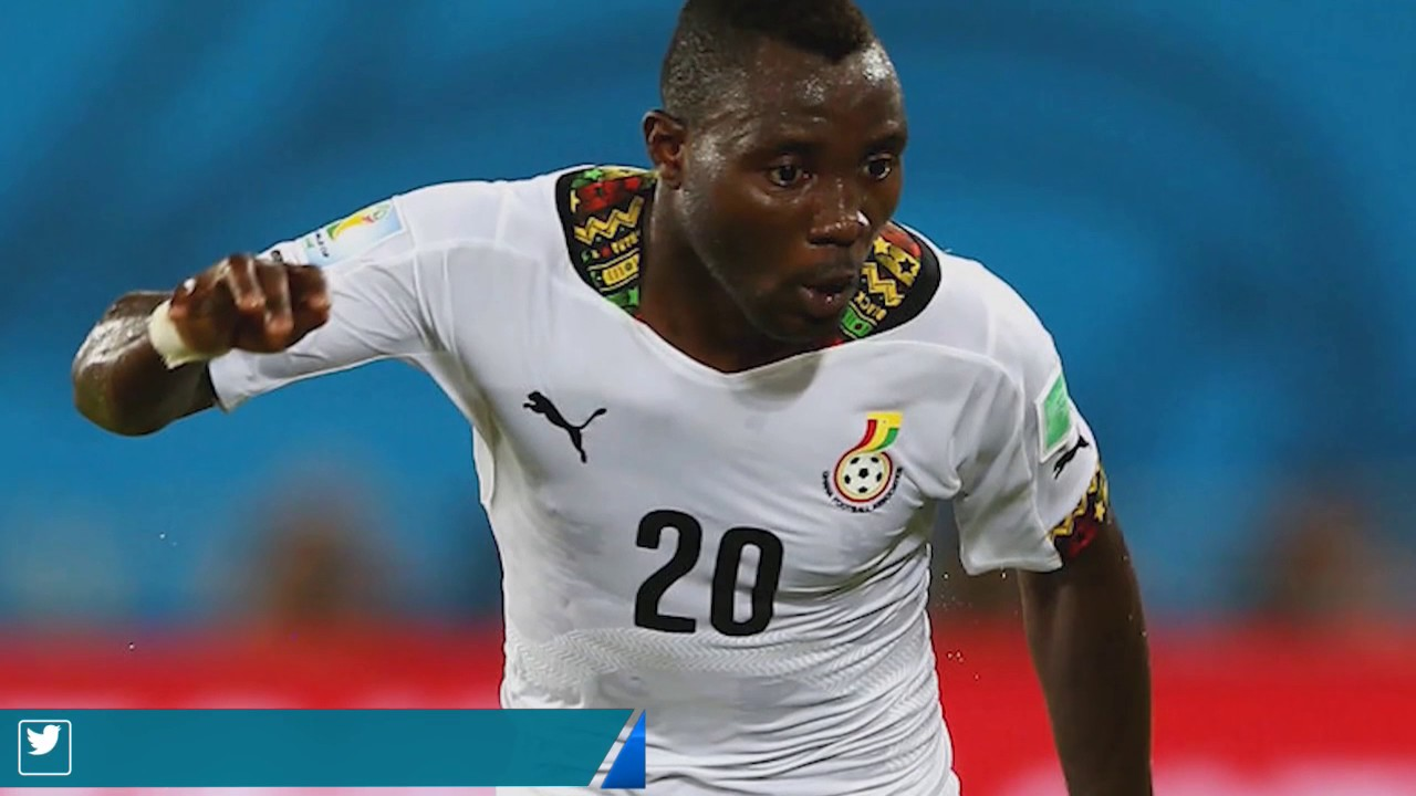 Ep 35 Kwadwo Asamoah Announces His Return To The National Team