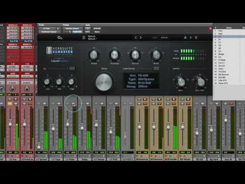 Slate Digital - VerbSuite Classics - Mixing With Mike Plugin of the Week