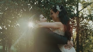 JAMES & KRISTIN WEDDING FILM: EMOTIONAL WEDDING AT GEORGIA MANSION