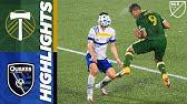 Portland Timbers vs. San Jose Earthquakes | October 11, 2020 | MLS Highlights