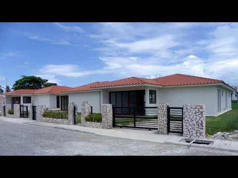 New Dominican Republic Real Estate Community! Quality Cabrera Home For Sale