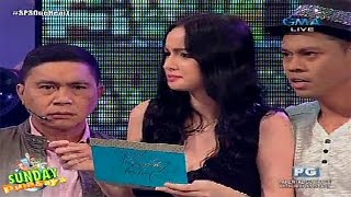 Sunday PinaSaya: Kim Domingo pinakilig ang 'Men in Bar'