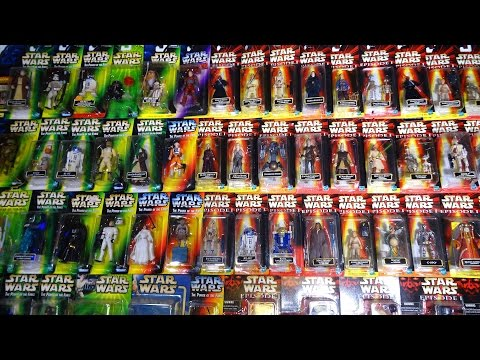 What's in the Bag: Old STAR WARS Action Figures, Unopened!