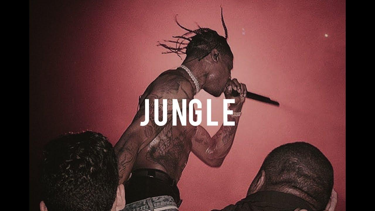 "[FREE] Travis Scott Type Beat 2018 - ""Jungle"""