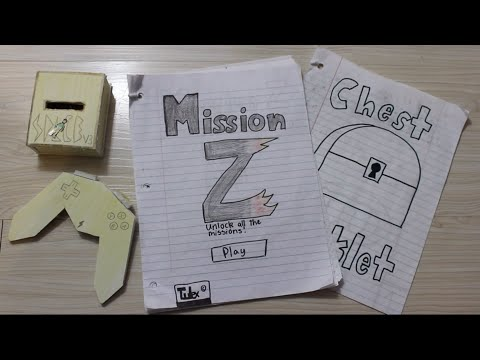 MISSION Z: THE PAPER GAME