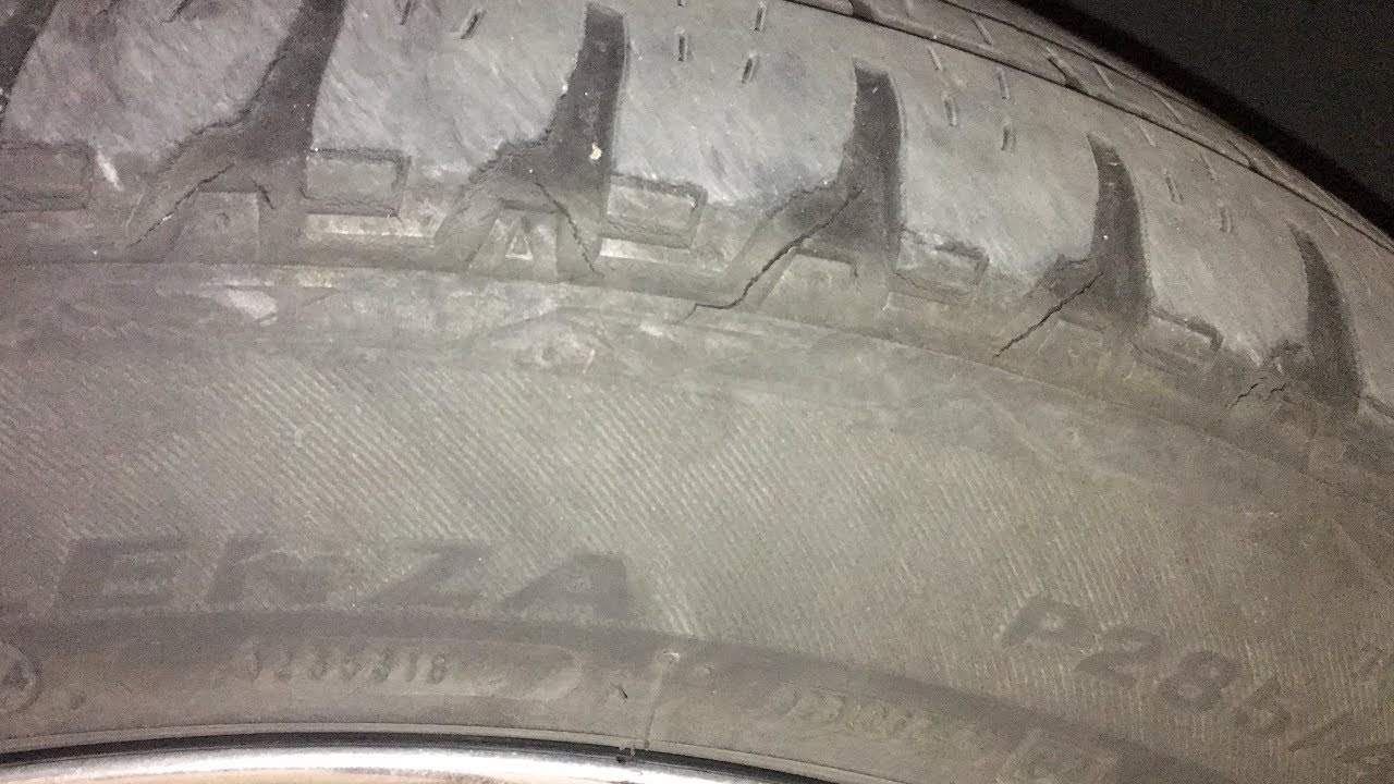Tire Dry Rot >> What Is A Dry Rot On Tires