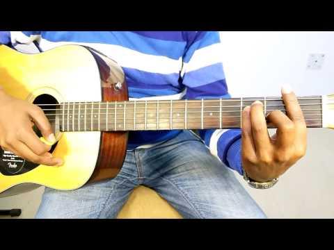 "Suno Na Sangemarmar ""Easy Guitar Cover Lesson/Tutorial and Chords"""