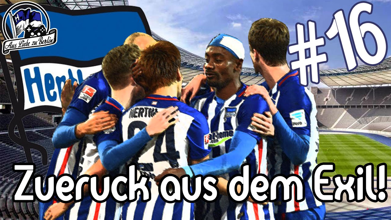 hertha bsc karriere