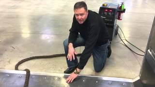 How to repair asphalt dump truck liners | Live interview with Dump truck liner Executive