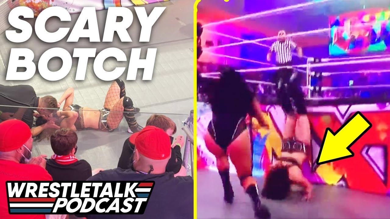 Jacy Jayne Dive Botch, WWE NXT 2.0 Review   WrestleTalk