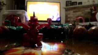 how to make maxus dragonoid ;)