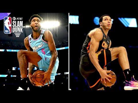 #ATTSlamDunk Contest | 2020 NBA All-Star | Full Highlights