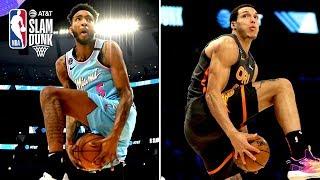 #ATTSlamDunk Contest   2020 NBA All-Star   Full Highlights
