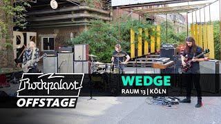 Wedge live | OFFSTAGE | Rockpalast 2020
