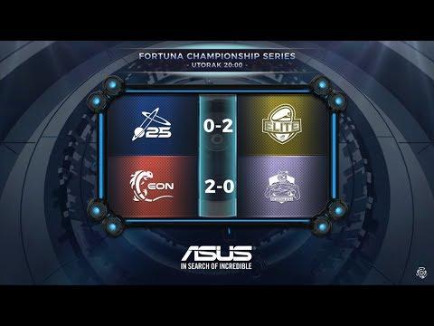 FCS S3 Round 7 - X25 vs ASUS | EON vs R1