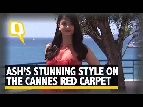 The Quint: My Daughter Helps Me Get Ready For The Cannes Red Carpet: Ash