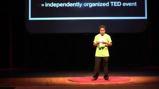 Stopping Terrorists | Anahel Bour | TEDxPascoCountySchools