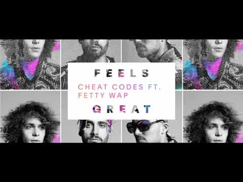 Cheat Codes & Fetty Wap - Feels Great (Twice as Great Clean Mix)