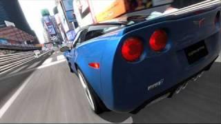Gran Turismo PSP - Lisztomania (Alex Metric Remix)
