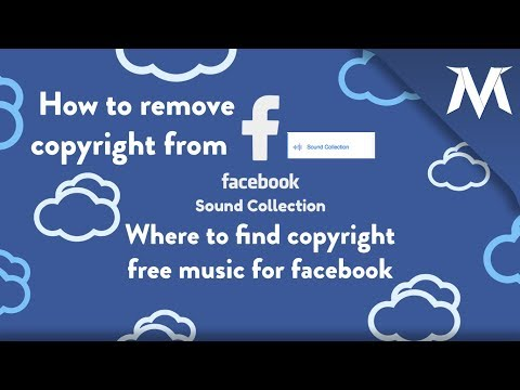 How to remove Copyright Strike from Facebook Videos |Where to find Copyright free music for Facebook
