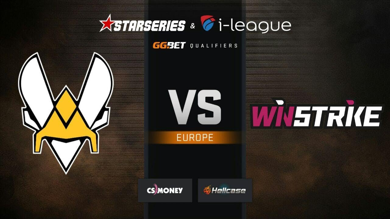 [EN] Vitality vs Winstike, map 1 Overpass, StarSeries & i-League S7 GG.Bet EU Qualifier