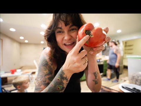 When the Garden goes WILD (and our first big tomato of 2020) | VLOGKaynak: YouTube · Süre: 13 dakika36 saniye