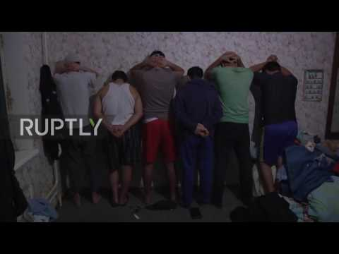 Russia: FSB detain Tablighi Jamaat members in Moscow