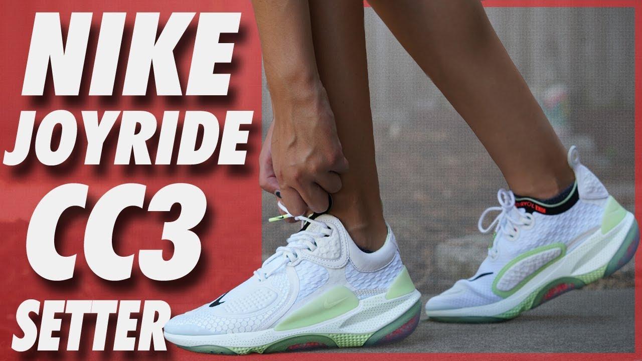 Nike Joyride Cc3 Setter Review Youtube